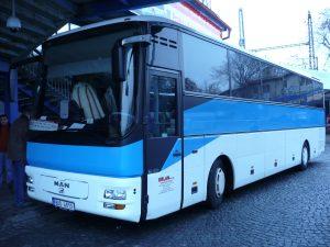 autocar Cehia