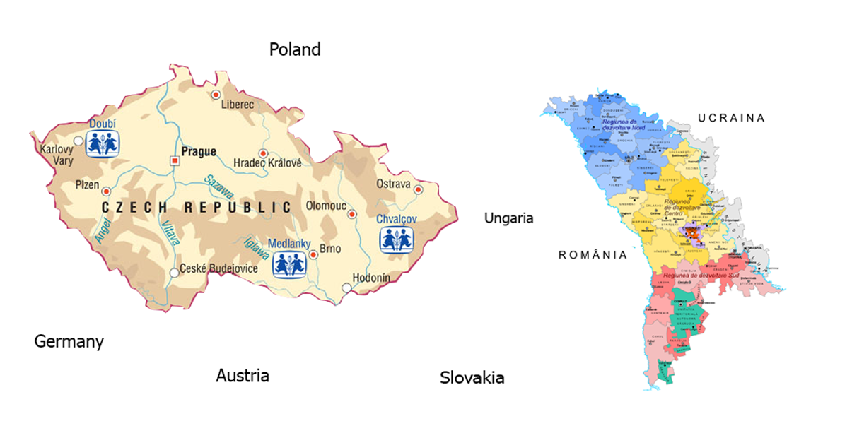 Moldova Cehia