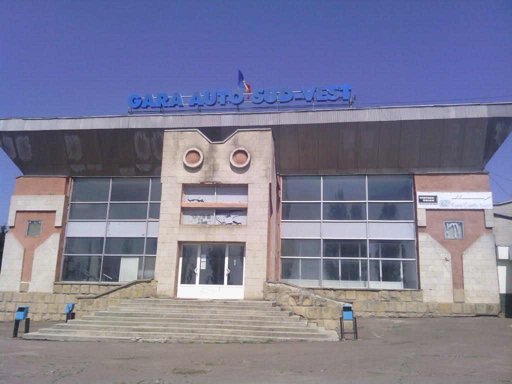Gara auto Sud-Vest Chișinău